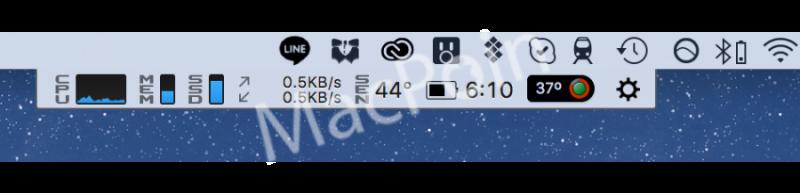 Cara Mengetahui Suhu Temperatur Mac dan MacBook