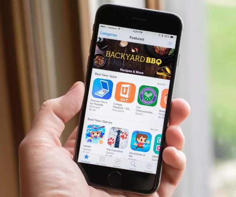 Harga Aplikasi dan Game di App Store Naik 25 persen