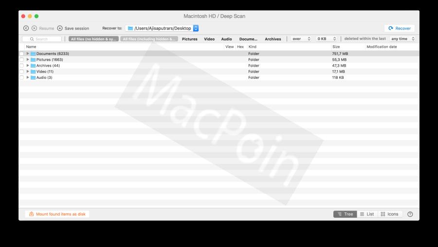 Cara Mengembalikan Data Terhapus dengan Disk Drill