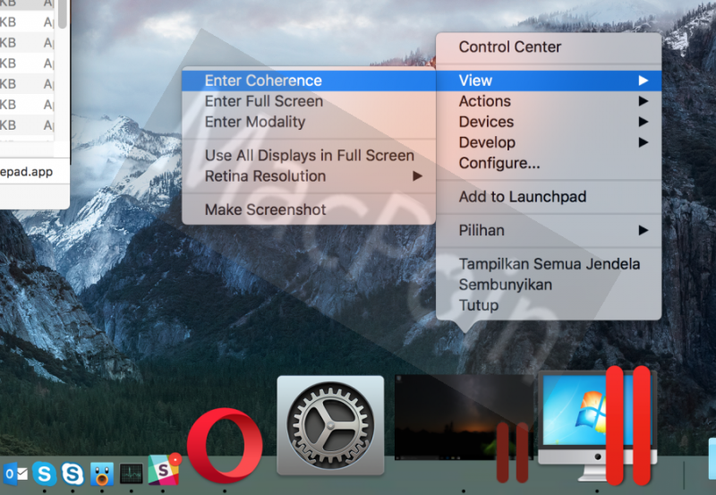 Cara Install Aplikasi dan Games Windows 10 di Mac