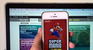 Cara Menghemat Baterai Ketika Main Super Mario Run