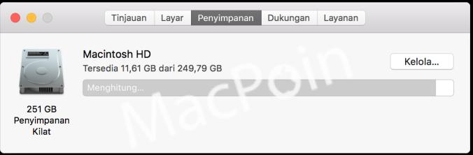 Cara Menghapus Folder .CleverFiles Disk Drill