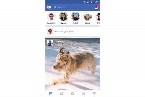 Facebook Stories Dirilis, Mirip Instagram Stories?