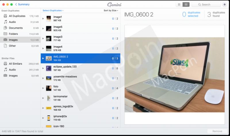 Cara Mencari File Duplikat di Mac dengan Gemini 2