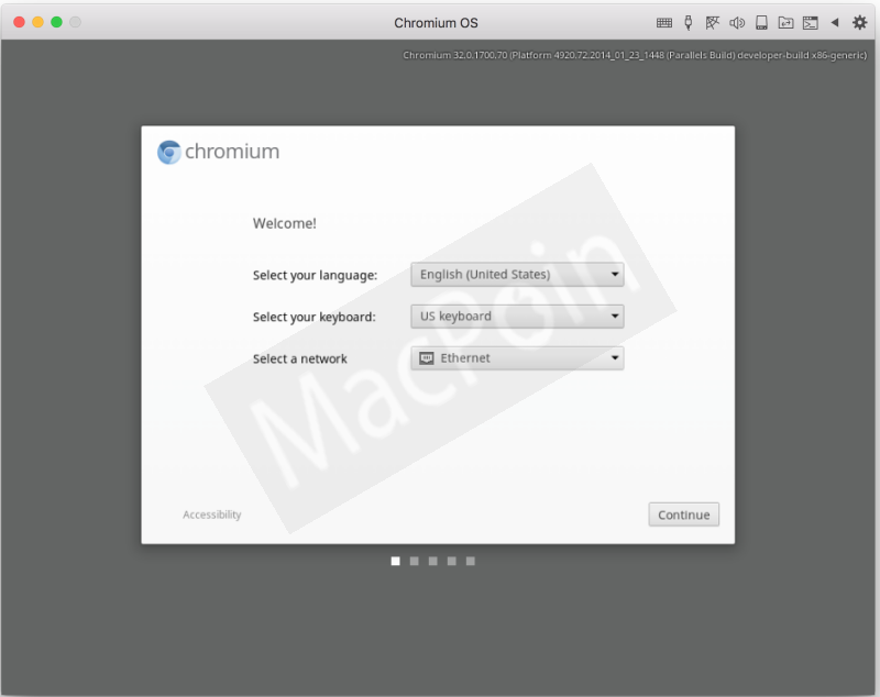 Cara Install Chrome OS di Mac dan MacBook Gratis