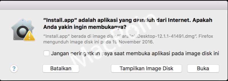 Cara Install Parallels di Mac dan MacBook Gratis