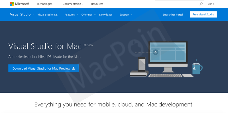 Cara Install Visual Studio di Mac dan MacBook
