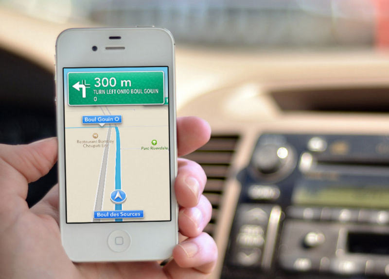 Cara Menggunakan GPS iPhone Sebagai Petunjuk Jalan