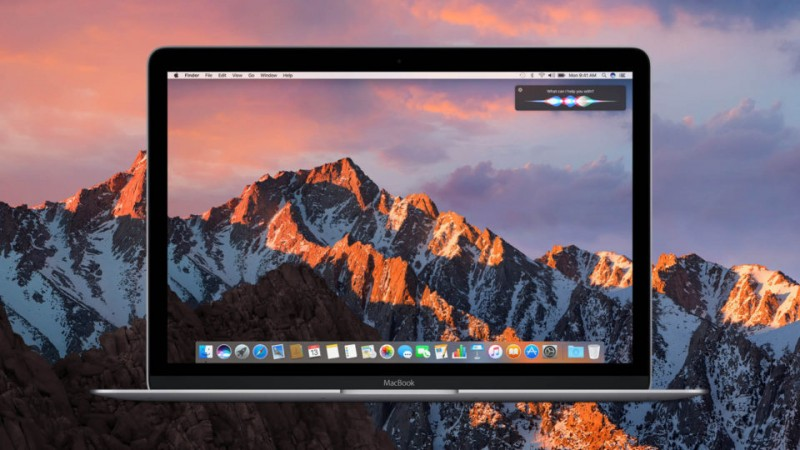Apple Rilis macOS Sierra 10.12.3 dengan Graphic Fix