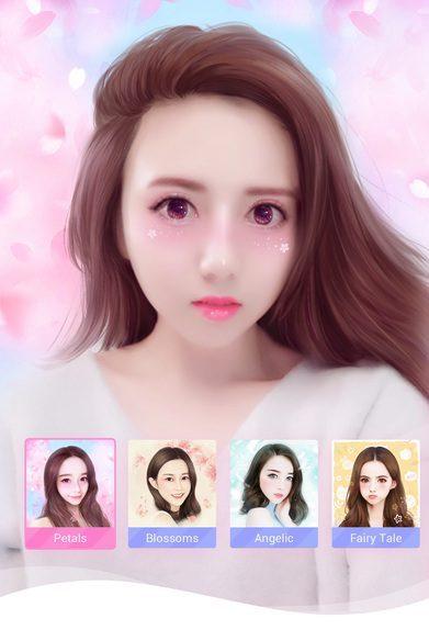 Ubah Foto Kamu Menjadi Anime Dengan Aplikasi Meitu