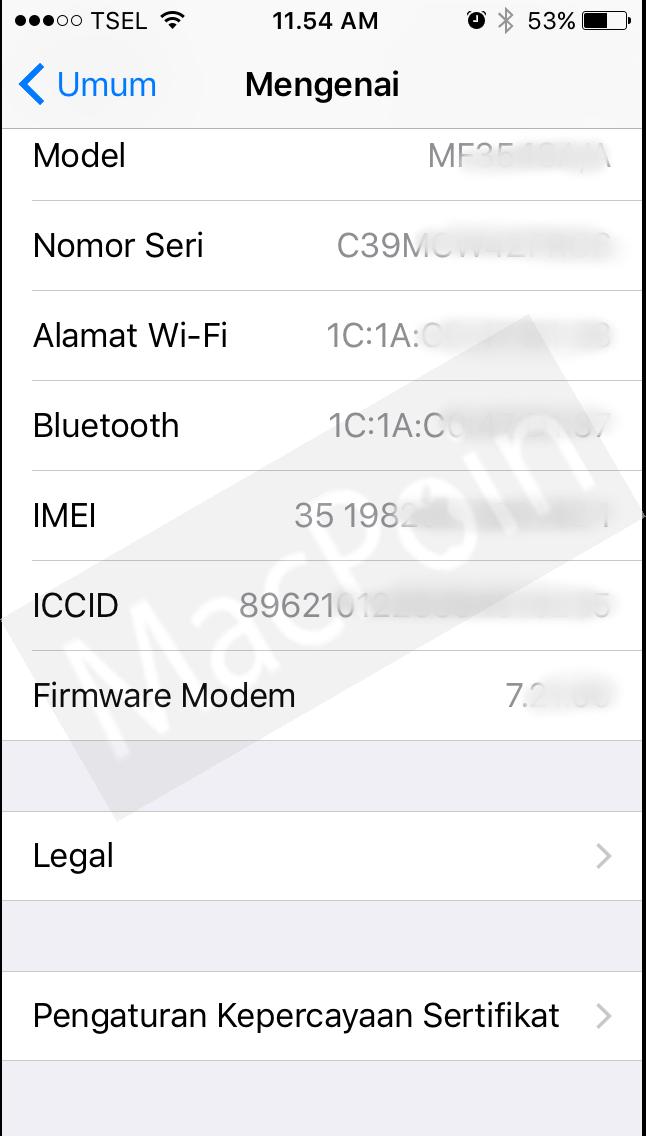 5 Cara Cek IMEI iPhone yang Asli dengan Mudah