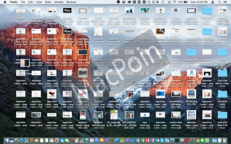 12 Tips Merapikan Isi macOS di Mac dan MacBook