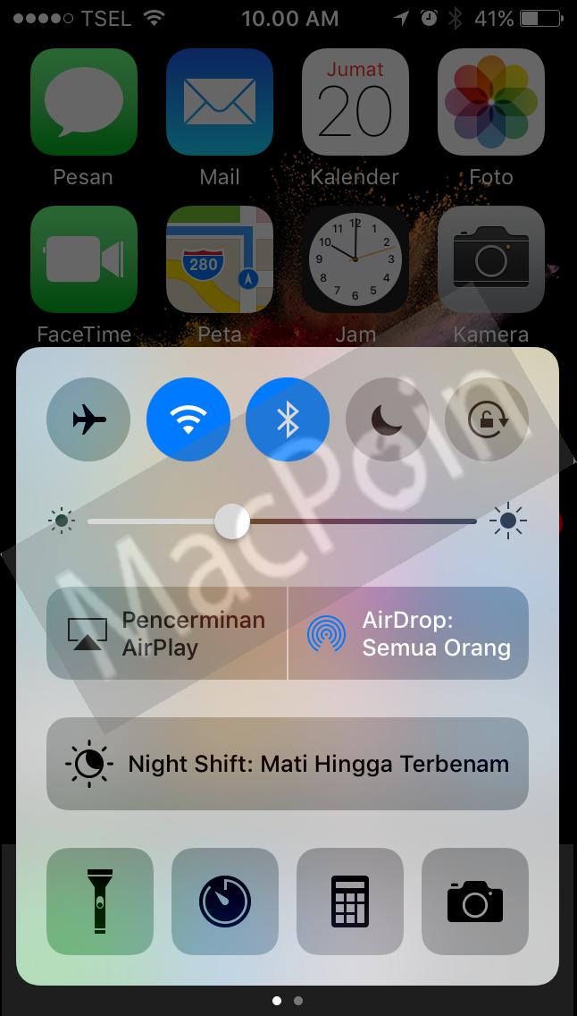 Cara Mengunci dan Mematikan Rotasi Otomatis iPhone