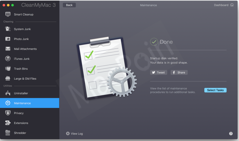 Cara Verify Startup Disk Mac di macOS Sierra