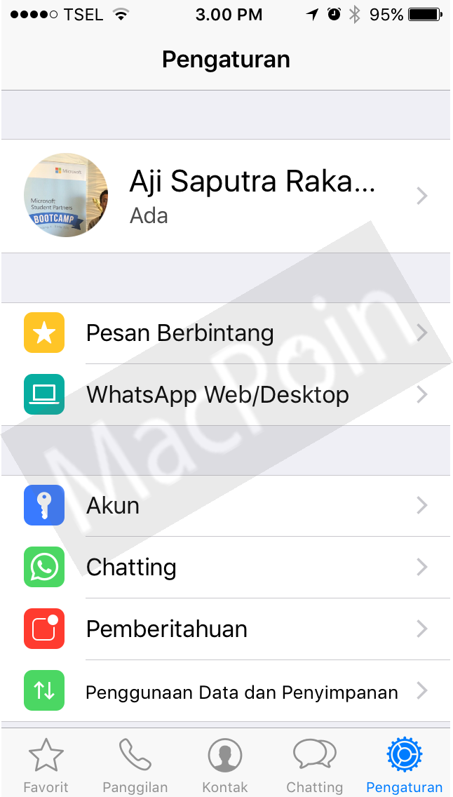Cara Hapus Cache Data WhatsApp di Update Terbaru
