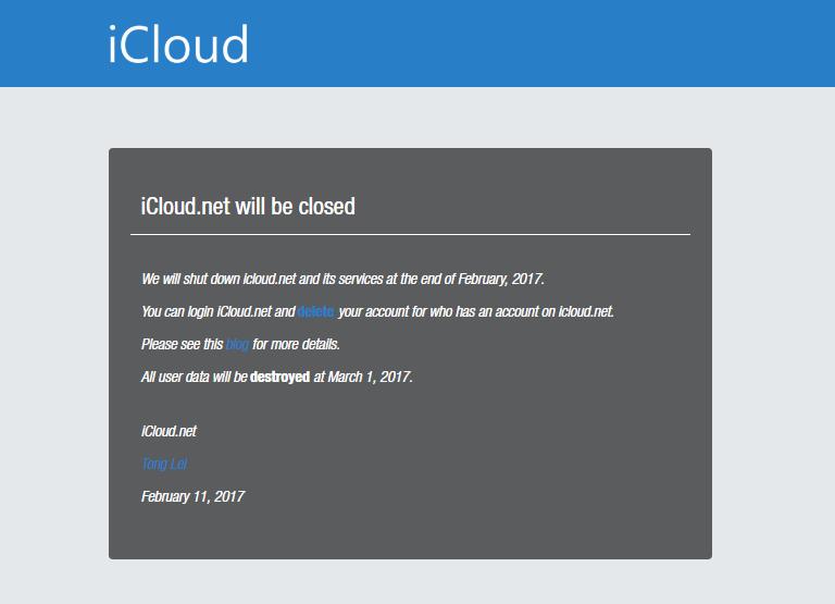 iCloud.net