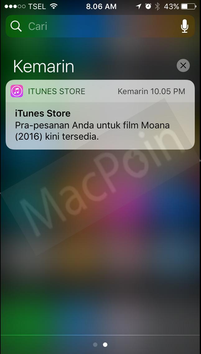 3 Alasan Sebaiknya Pesan Konten Pre-Order di iTunes