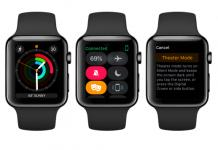 Hands-On Fitur Theater Mode Baru di Apple Watch
