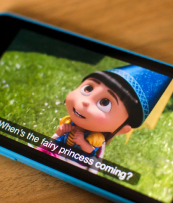 Cara Nonton Film atau Movie di iPhone dan iPad