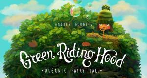green riding hood