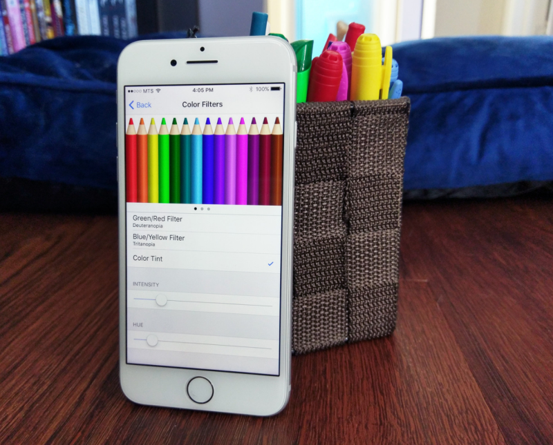 Ubah Warna Layar iPhone dengan Color Filter iOS