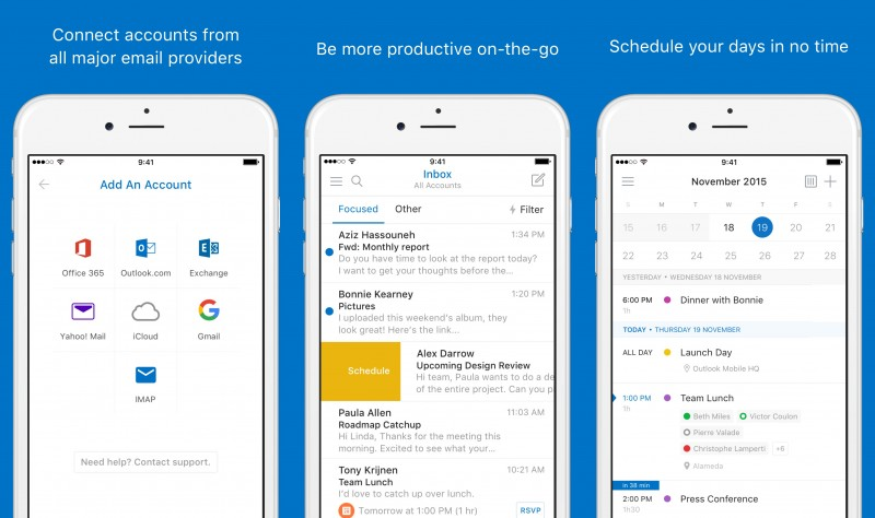 Cara Mengaktifkan Push Email di iPhone dan iPad