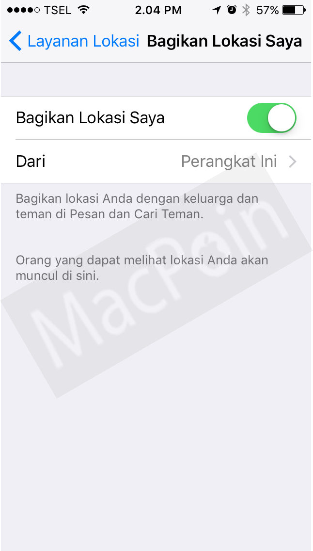 Cara Mematikan Find My iPhone Agar Tidak Dilacak