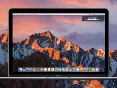 Update macOS Sierra 10.12.4 Sudah Dirilis ke Publik