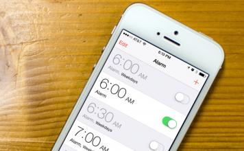 Tutorial Cara Setting Alarm di iPhone dan iPad