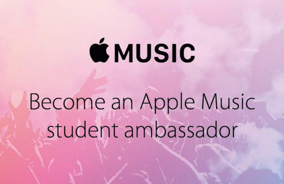 Apple Merilis Program Apple Music Ambassador Untuk Mahasiswa