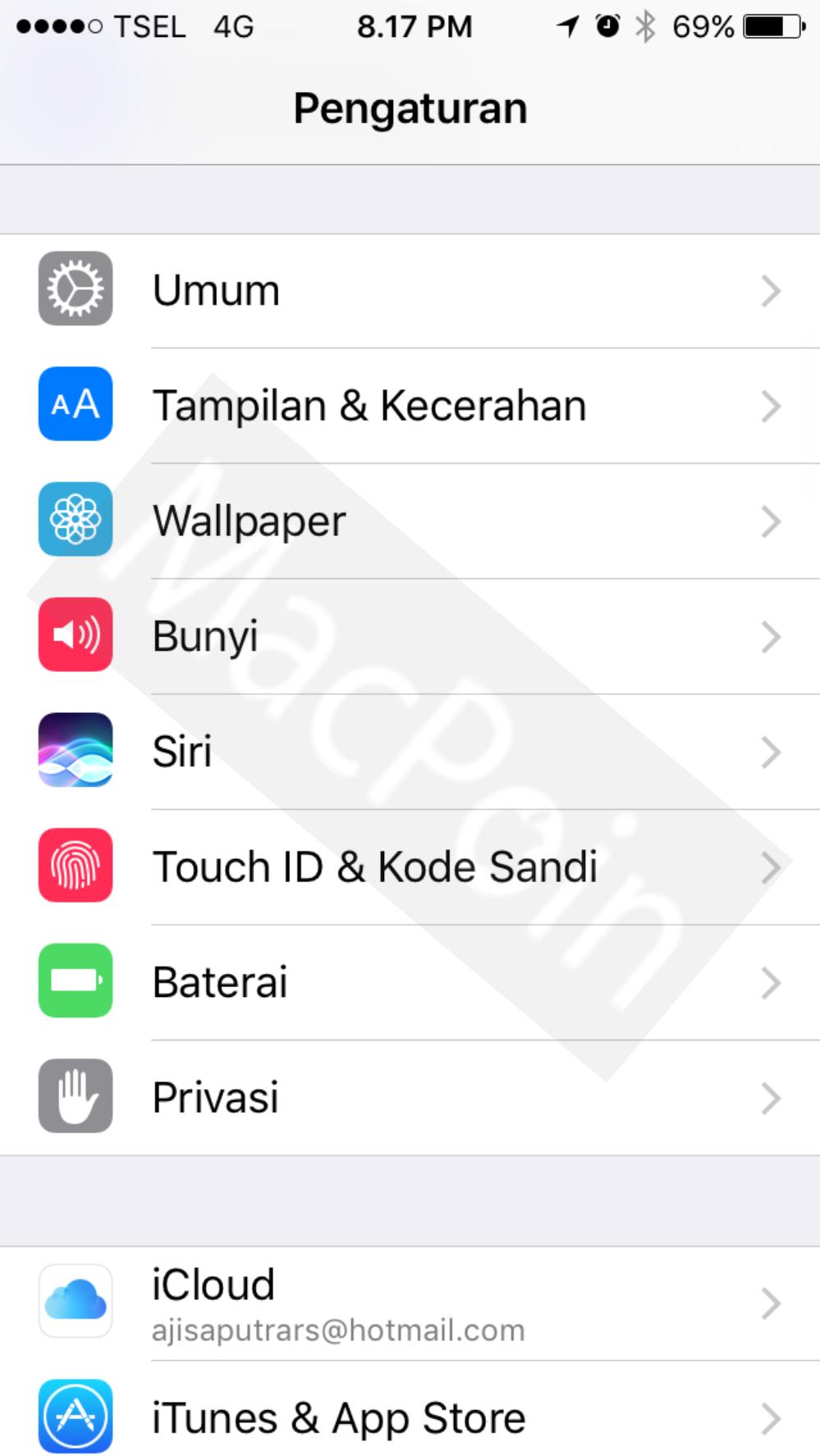 Cara Mengganti Ringtone di iPhone dan iPad