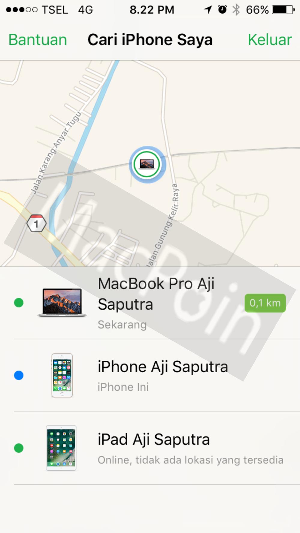 Tutorial Cara Menggunakan Fitur Find My iPhone