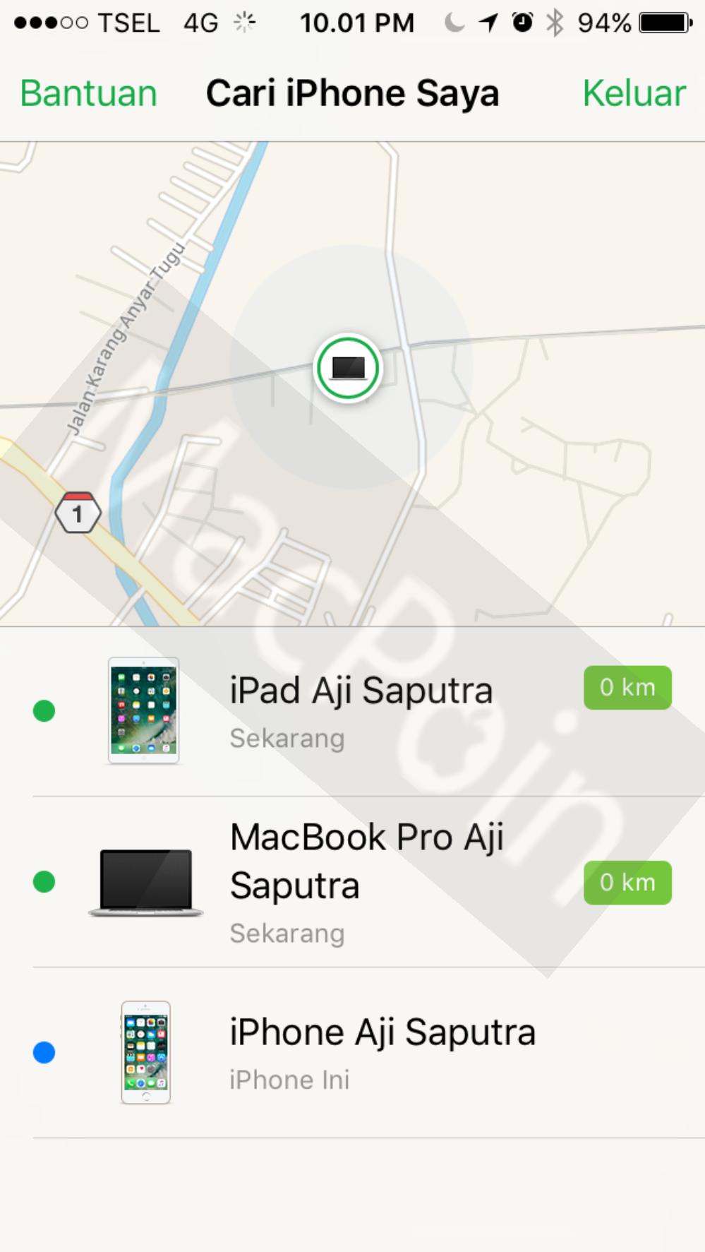 Cara Mengunci iPhone dan iPad yang Hilang