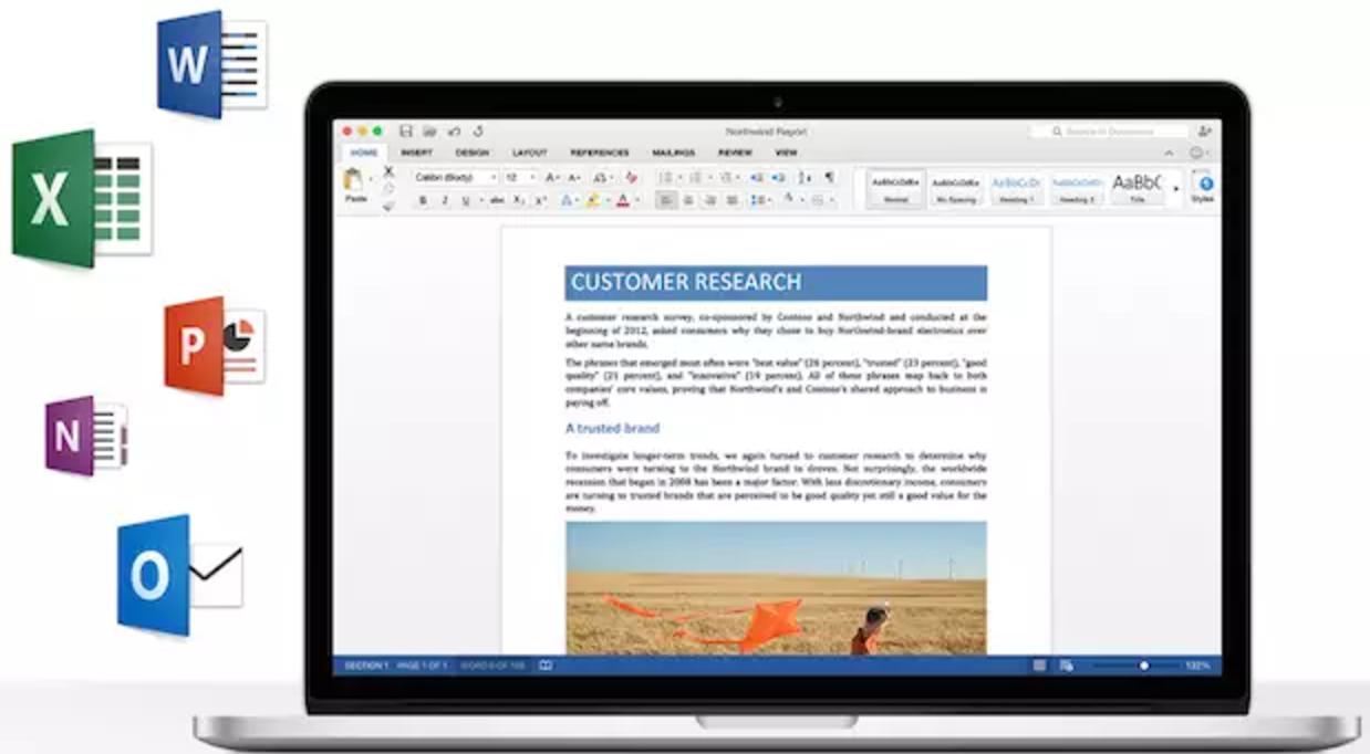 Cara Mudah Aktivasi Microsoft Office 2016 for Mac