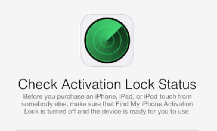 Cara Baru Cek Status iCloud Activation Lock di iPhone