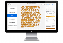 Cara Install dan Menambah Font Baru di Mac