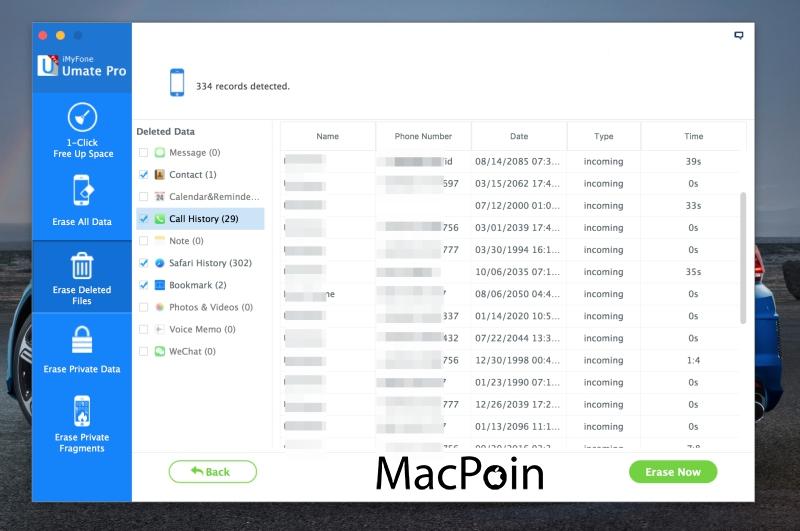 Menghapus Data di iPhone Secara Permanen dengan iMyFone Umate Pro