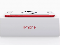 Apple Resmi Merilis iPhone 7 dan iPhone 7 Plus (PRODUCT)RED