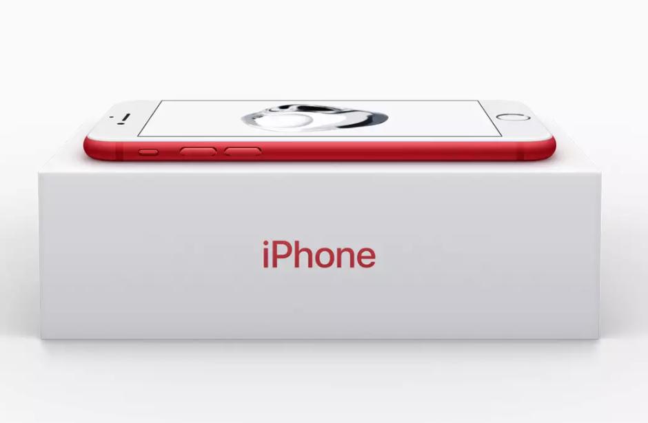 Apple Resmi Merilis iPhone 7 dan iPhone 7 Plus (PRODUCT)RED