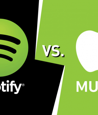 Pengguna Aktif Apple Music Mengalahkan Spotify