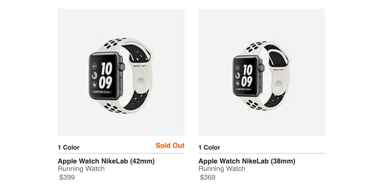 Baru Dirilis, Inilah Harga Resmi Apple Watch NikeLab