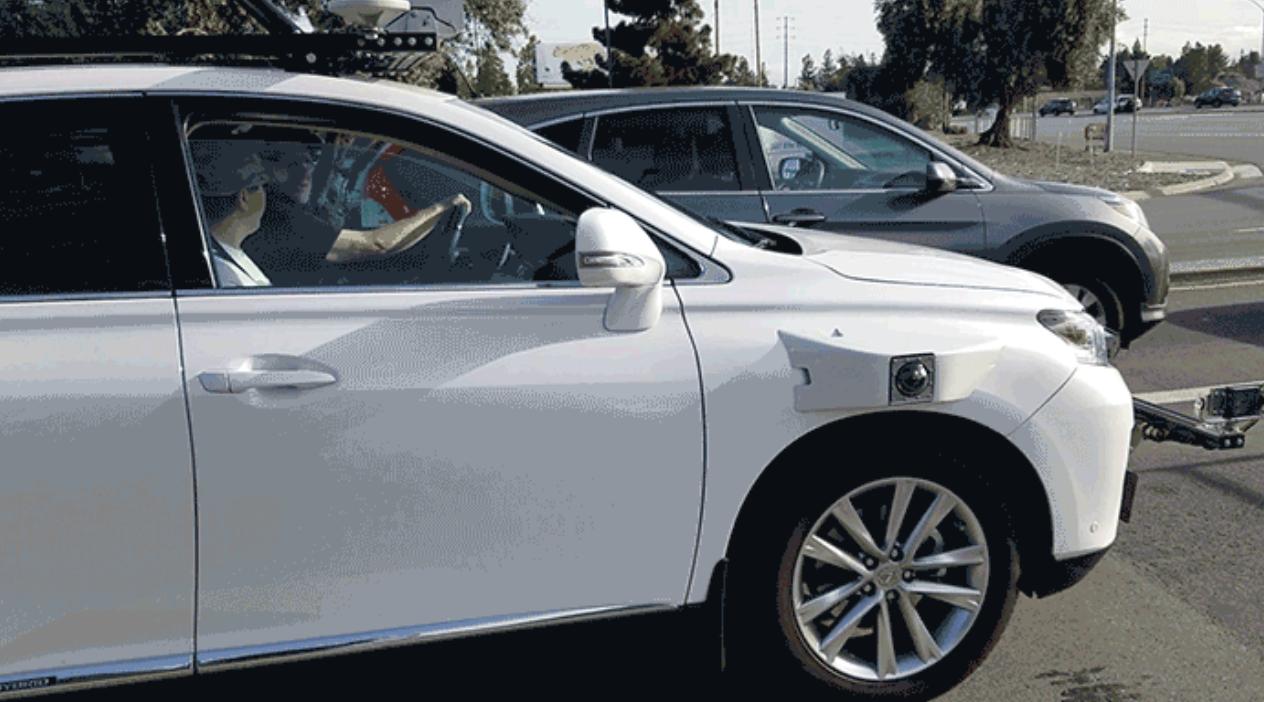 Inilah Mobil yang Digunakan Apple Untuk Uji Mobil Tanpa Sopir
