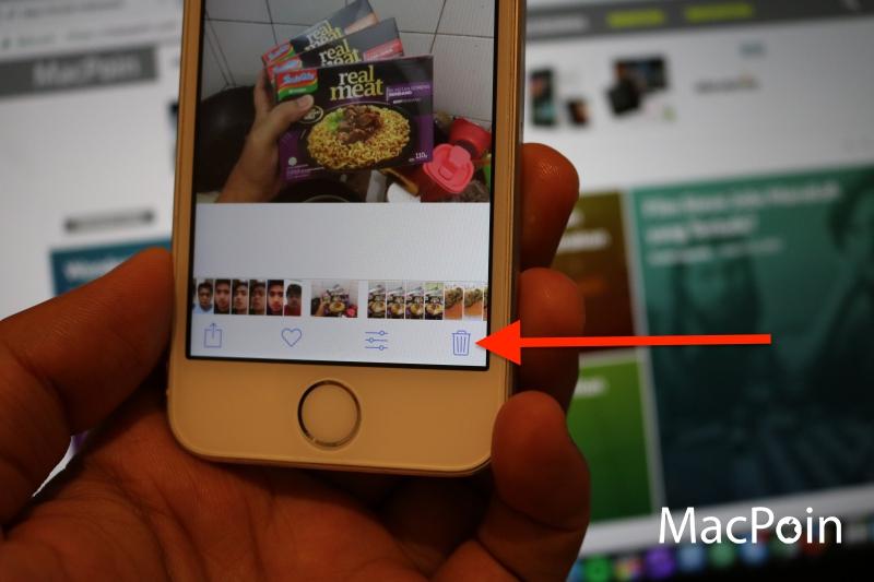 Beginilah Cara Menghapus Foto di iPhone