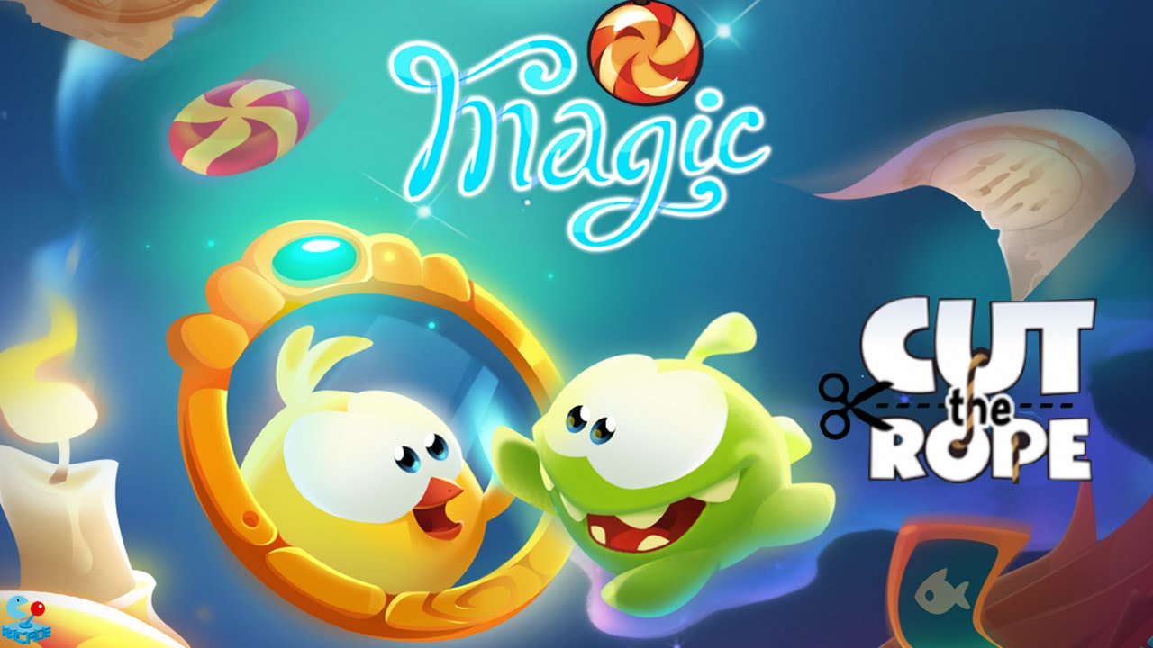 Download Gratis Cut The Rope: Magic Terbatas Minggu Ini
