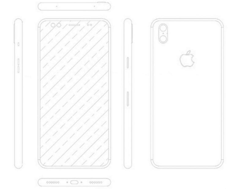 Bocoran Foto Desain iPhone 8 Terbaru Kembali Beredar