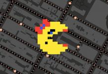 Tutorial Cara Bermain Pac-Man di Google Maps
