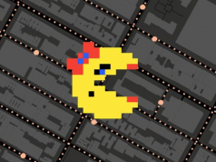 Tutorial Cara Bermain Pac-Man di Google Maps