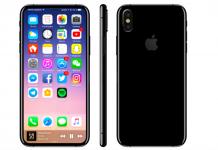 Apple Uji Prototype iPhone 8 Touch ID di Layar dan Bezel Tipis?