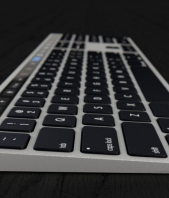 Apple Siapkan Keyboard Dengan Touch Bar dan Touch ID