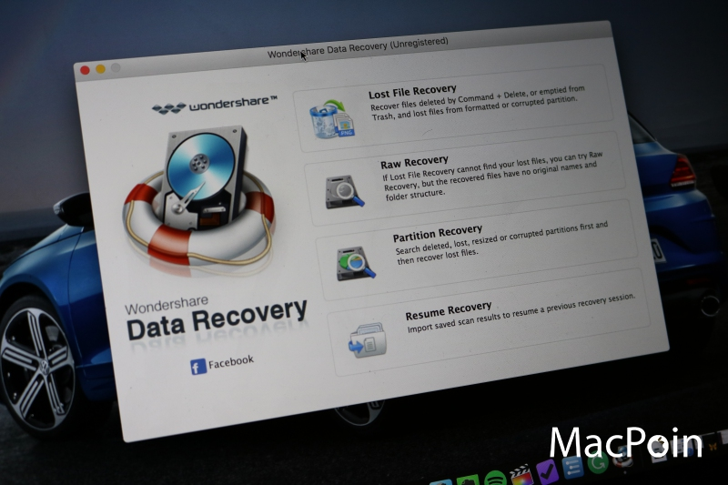 M3 RAW Drive Recovery fix RAW partition, recover data